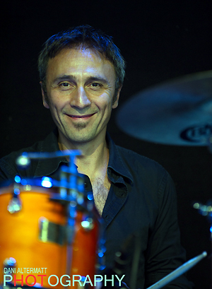 Sal Lombardo. Photo by Dani Altermatt.